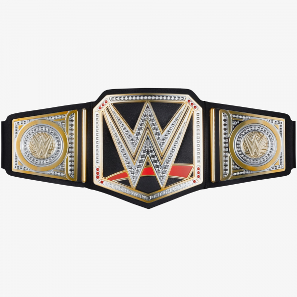 WWE Championship Belt (2021 Packaging version)