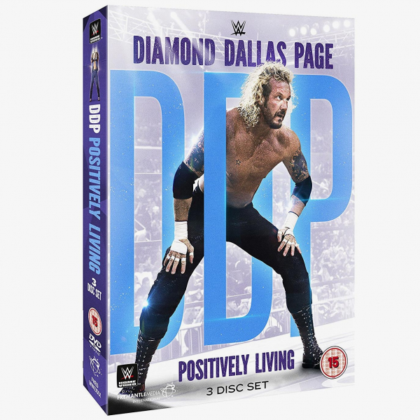 Diamond Dallas Page - Positively Living DVD