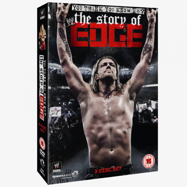 WWE You Think You Know Me? The Story of Edge DVD