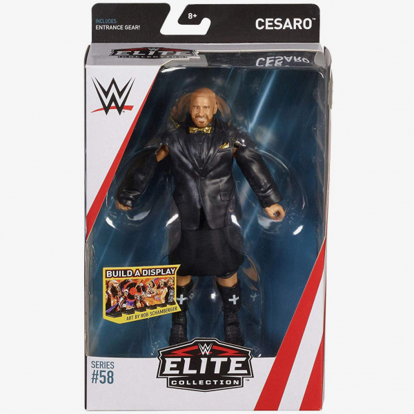 Cesaro WWE Elite Collection Series #58