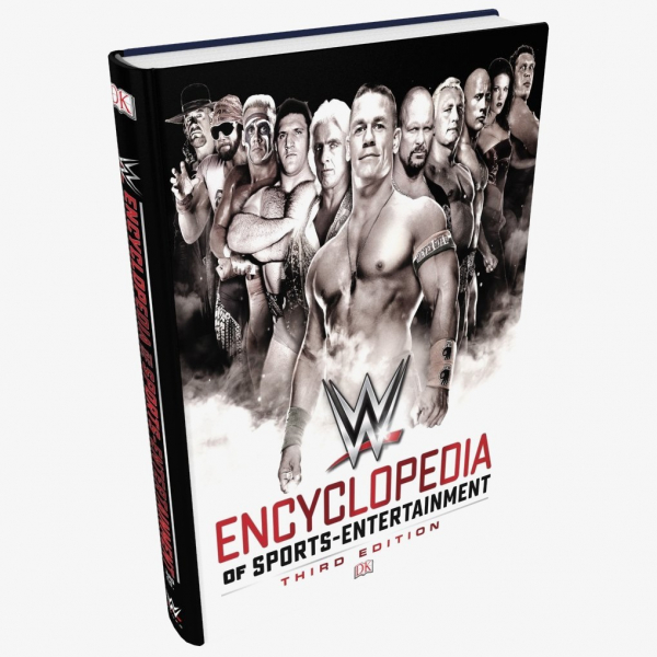 WWE Encyclopedia Of Sports Entertainment: Third Edition