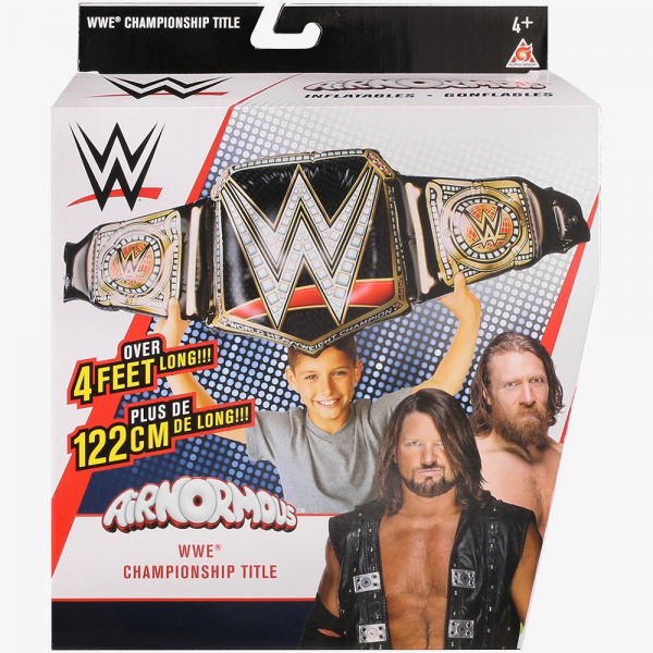 WWE Inflatable Championship Belt