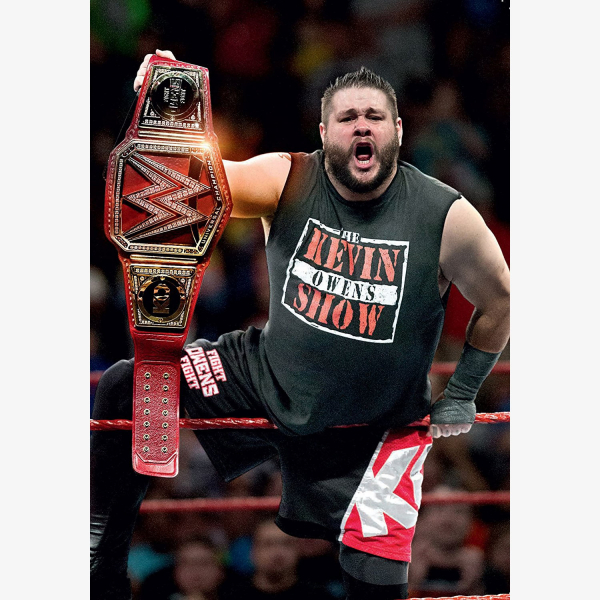WWE Fight Owens Fight: The Kevin Owens Story DVD