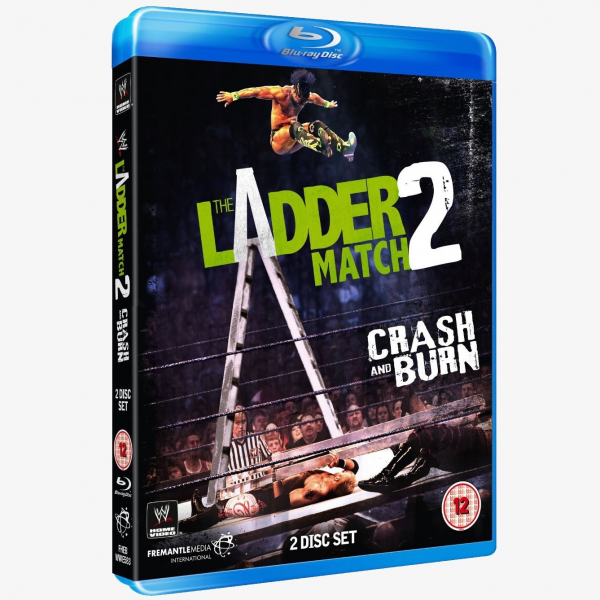 WWE The Ladder Match 2: Crash & Burn Blu-ray