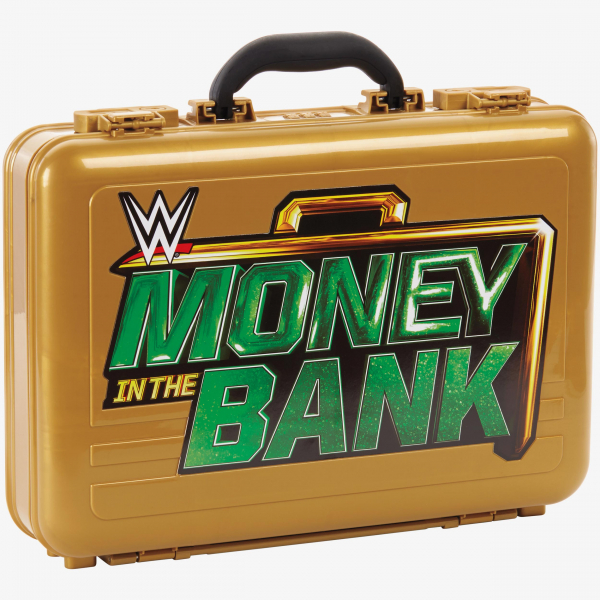 WWE Money in the Bank Carry Case