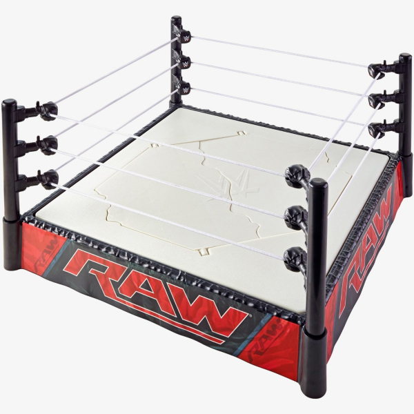 WWE Raw Superstar Ring Playset
