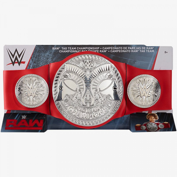 WWE Raw Tag Team Championship (Red Strap)