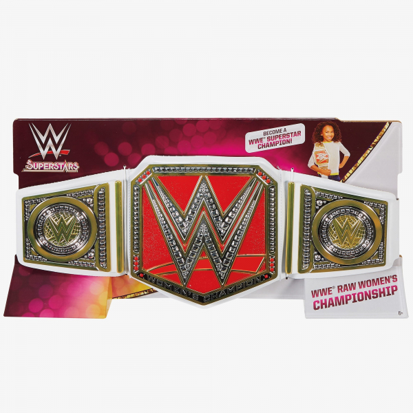 WWE RAW Women's Championship Belt