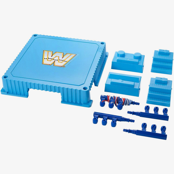 WWE Retro Ring Playset