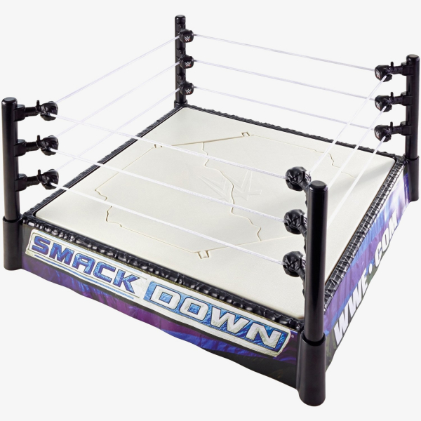 WWE SmackDown Superstar Ring Playset