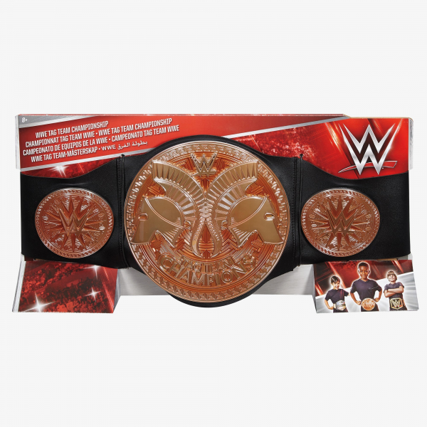 WWE Tag Team Championship (Bronze)