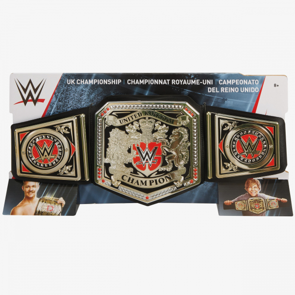 Trent Seven & Tyler Bate - WWE United Kingdom Championship (Signed Edition)