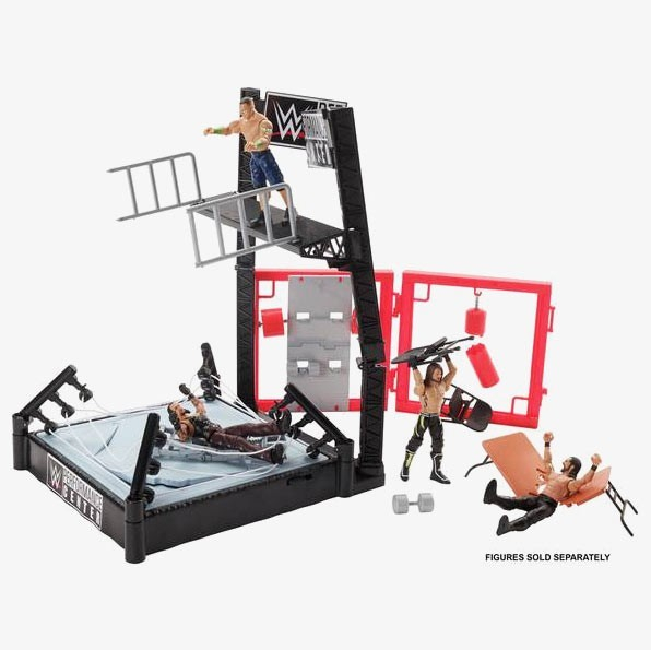 WWE Wrekkin Performance Center