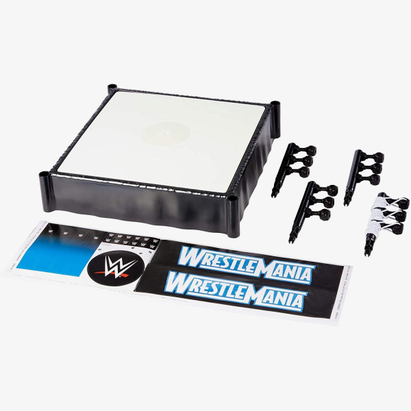 WWE WrestleMania Ring Playset (14 inch)