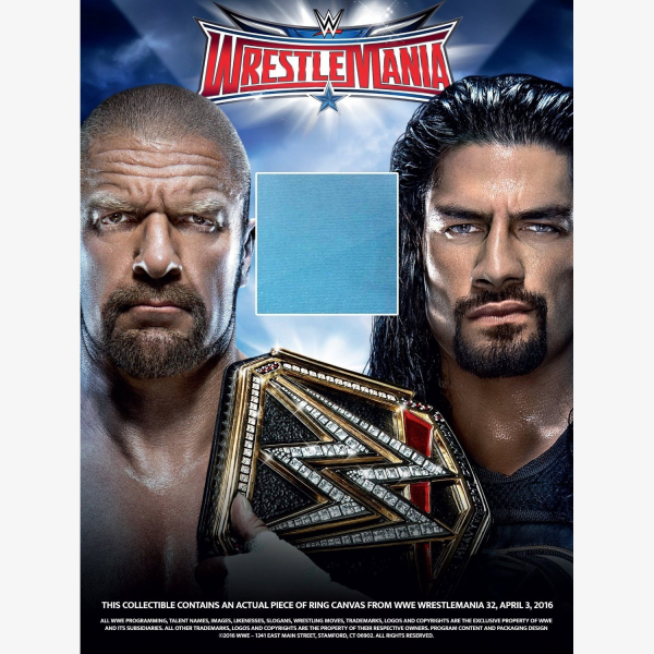 WWE WrestleMania 32 Ultimate Collector's Edition DVD