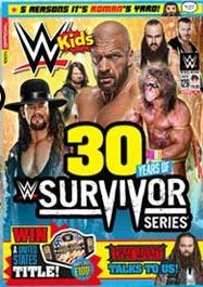 WWE Kids Magazine (Issue 129)