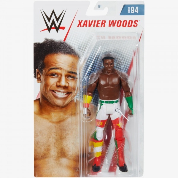 Xaiver Woods - WWE Basic Series #94
