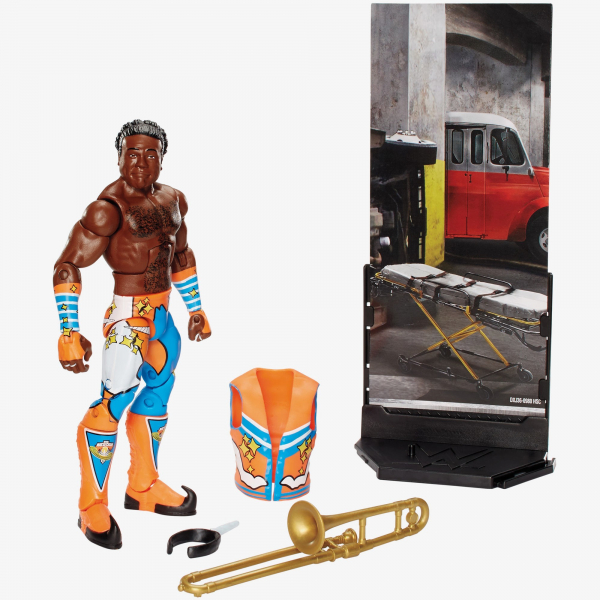 Xavier Woods WWE Elite Collection Series #52