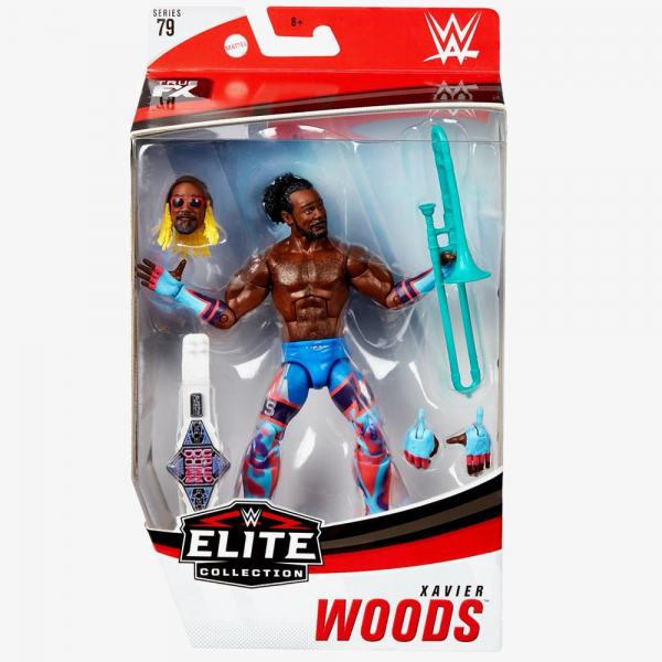 Xavier Woods WWE Elite Collection Series #79