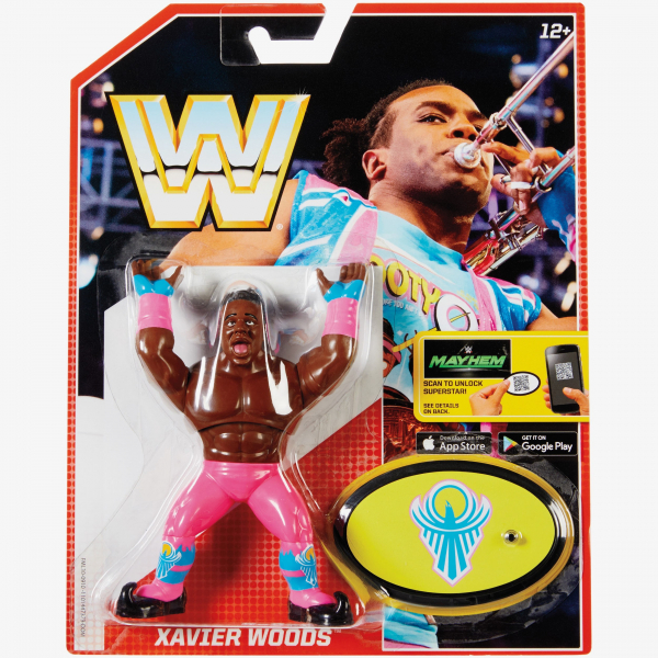 Xavier Woods WWE Retro App Series #5