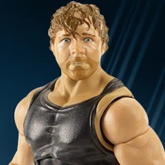Dean Ambrose WWE Superstar Merchandise