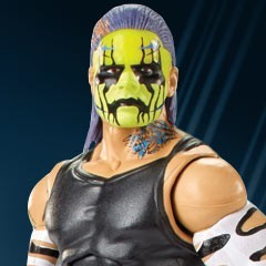 Jeff Hardy WWE Superstar Shop  Merchandise, figures