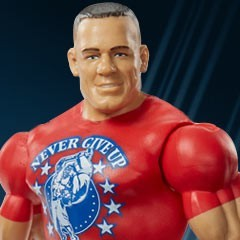 John Cena WWE Superstar Merchandise