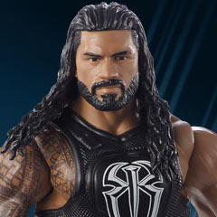 Roman Reigns WWE Superstar Merchandise