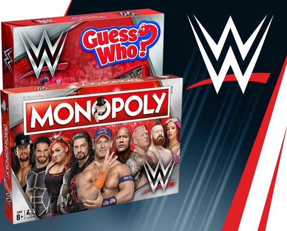 WWE Monopoly, Games, Top Trumps