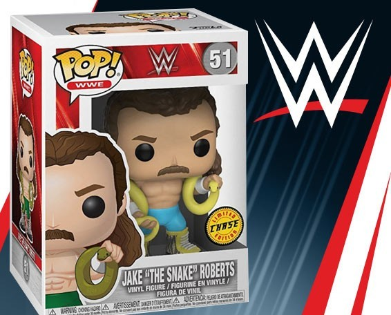 WWE POP Vinyl Figures, Funko