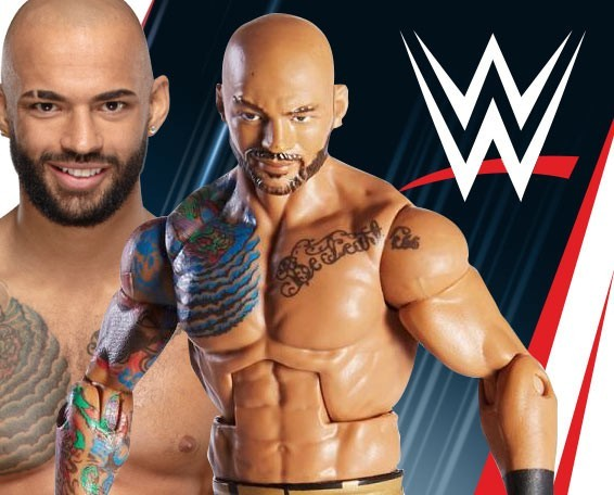 Ricochet, Elite Collection Series 69, Figures, Mattel, WWE