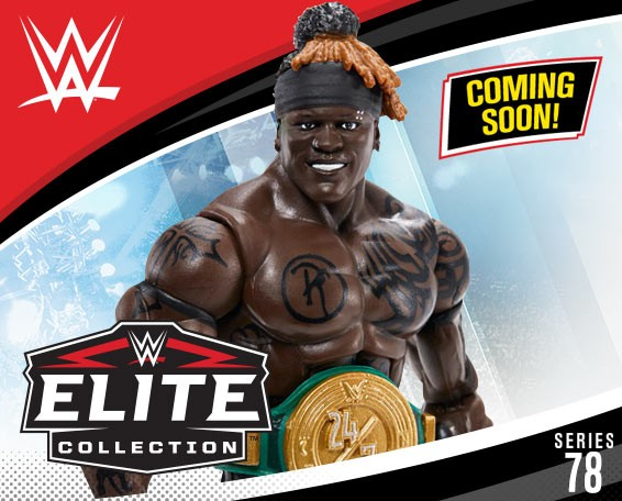 R-Truth, WWE Elite Collection Series 78, Figures, Mattel, WWE