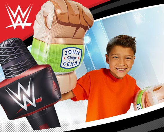 WWE Big Bash Inflatables, Airnormous, Official