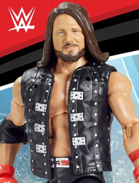 AJ Styles, WWE Superstar Merchandise