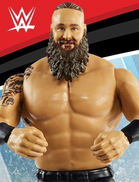 Braun Strowman, WWE Superstar Merchandise