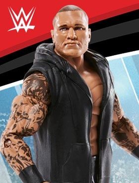 Randy Orton WWE Superstar Merchandise