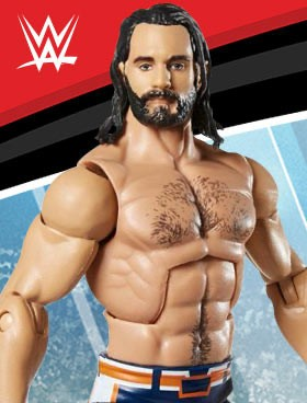 Seth Rollins WWE Superstar Merchandise