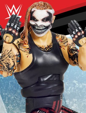 The Fiend, Bray Wyatt, WWE Superstar Merchandise