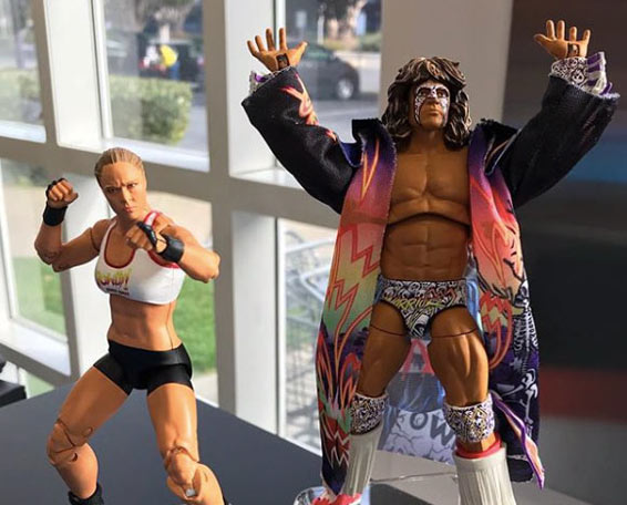 Mattel WWE Ultimate Edition - Blog