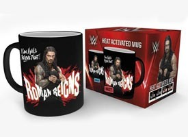 WWE Mugs, WWE Drinkware, WWE Glasses